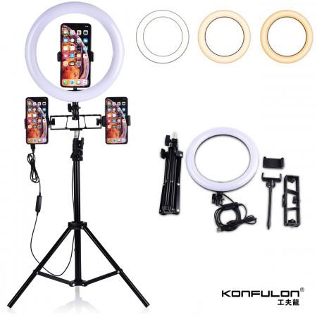 CM-10 3 phones LED LIVE